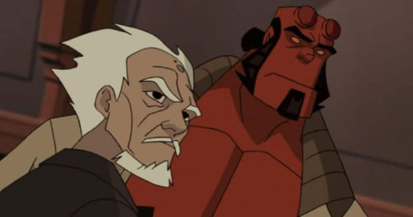 blood and iron, sword of storms, hellboy, animated, action, adventure, 4k ultra hd, review, lionsgate