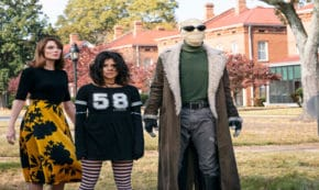 doom patrol patrol, doom patrol, tv show, action, adventure, comedy, drama, season 1, review, dc universe, warner bros television