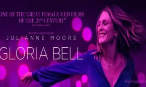 gloria bell, drama, julianne moore, john turturro, michael cera, sean astin, review, a 24