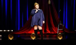 growing, amy schumer, comedian, stand up, special, review, netflix