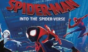 into the spiderverse, spiderman, computer animated, superhero, marvel comics, blu-ray, review, columbia pictures, sony pictures