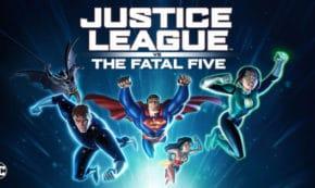 justice league vs fatal five, animated, superhero, dc, wondercon, wondercon 2019, review, dc entertainment, warner bros animation