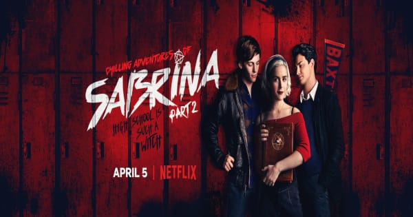 Sabrina Explores Her Darker Side In Chilling Adventures
