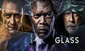 glass, thriller, samuel l jackson, james mcavoy, bruce willis, m night shyamalan, sequel, blu-ray, review, blumhouse productions, universal pictures