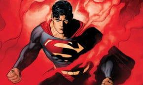 invisible mafia, superman, dc, comic, graphic novel, net galley, review, dc entertainment