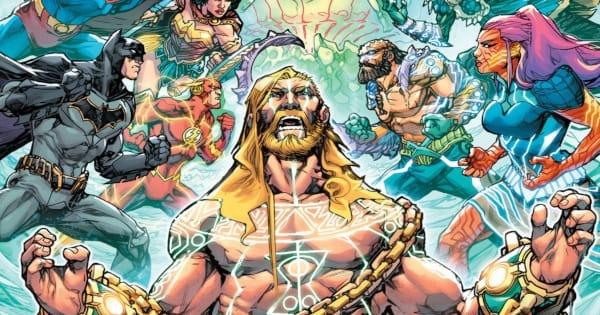 drowned earth, justice league, aquaman, comic, graphic novel, scott snyder, net galley, review, dc comics, dc entertainment
