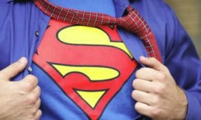 You are Man AND Superman!