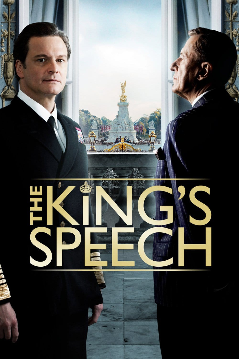 The King's Speech (2010 Movie Review) - The Good Men Project