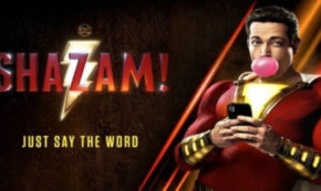 shazam, superhero, dc, zachary levi, mark strong, review, new line cinema, warner bros pictures