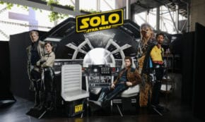 The Plot of 'Solo: A Star Wars Story' Has Leaked, and Within It Is One of the Biggest Shockers in the Saga's 41-Year History