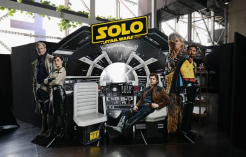 The Plot of 'Solo: A Star Wars Story' Has Leaked, and Within It Is