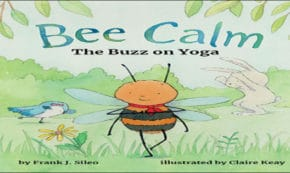 bee calm, children's fiction, frank j sileo, net galley, review, american psychological association, magination press