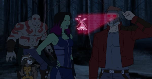 black vortex, part 4, guardians of the galaxy, animated, action, adventure, comedy, season 3, review, marvel animation, disney xd