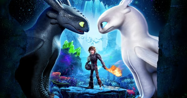 how to train your dragon, the hidden world, computer animated, fantasy, deleted scene, clip, dreamworks animation