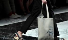 When You Start Wearing a Tote Bag