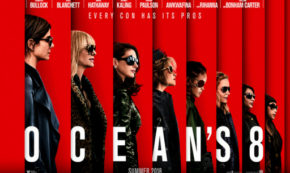 Ocean's Eight: Could Have Gone With More Heart