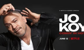 coming in hot, jo koy, comedian, stand up, special, review, netflix