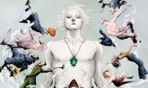 the dreaming, vol 1, comic, graphic novel, neil gaiman, net galley, review, vertigo, dc entertainment