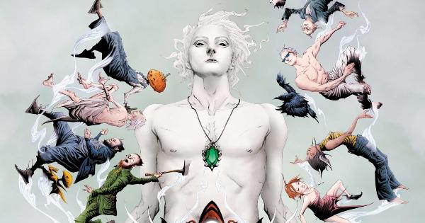 the dreaming, vol 1, comic, graphic novel, neil gaiman, net galley, review, vertigo, dc entertainment