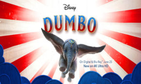 dumbo, live action, remake, tim burton, blu-ray, review, walt disney pictures