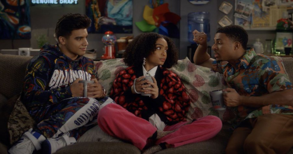 fake love, grownish, tv show, comedy, drama, season 2, review, freeform