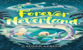 forever neverland, children's fiction, susan adrian, net galley, review, random house