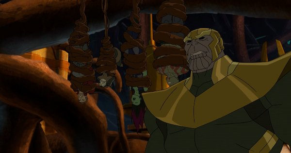 just one victory, guardians of the galaxy, animated, action, adventure, comedy, season 3, review, marvel animation, disney xd