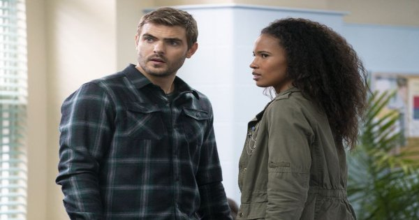 no north star, siren, tv show, drama, thriller, season 2, review, freeform