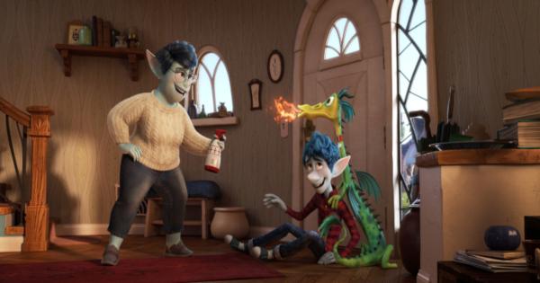 onward, computer animated, fantasy, chris pratt, tom holland, teaser, pixar animation, walt disney pictures