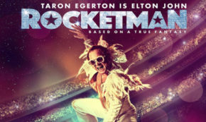 rocketman, musical, biographical, drama, taron egerton, bryce dallas howard, review, paramount pictures