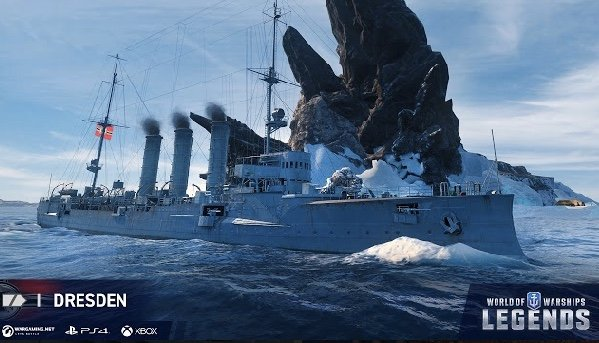 Gaming News: German Navy Enters the Fray in Wargaming net's