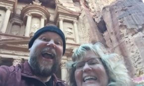 Greetings from Petra!