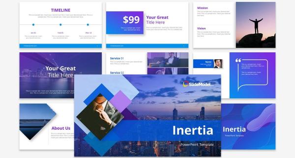 Slidemodel 100 Editable Presentation Templates The Good