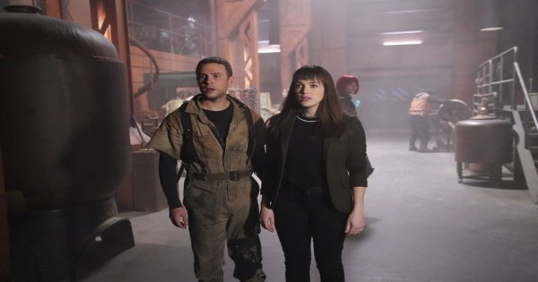 collision course, part 1, agents of shield, tv show, marvel, action, adventure, drama, season 6, review, abc
