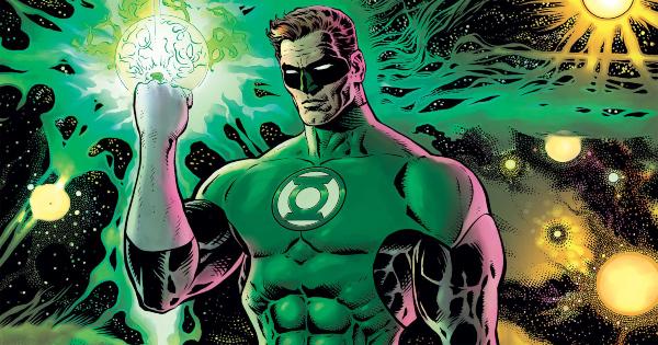 green lantern, vol 1, intergalactic lawman, comic, graphic novel, grant morrison, net galley, review, dc entertainment