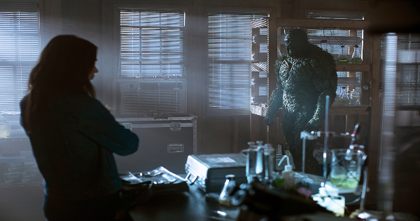 the price you pay, swamp thing, tv show, horror, drama, season 1, review, dc universe, warner bros television
