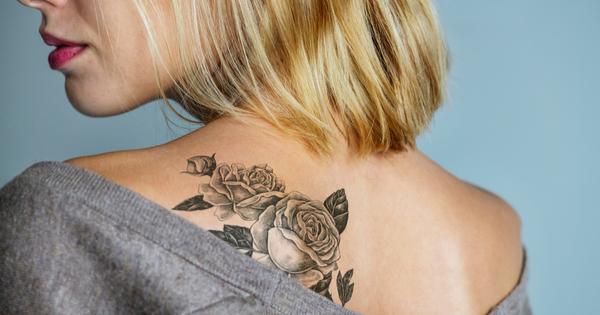 Girl hot tattoo 35 Naughty
