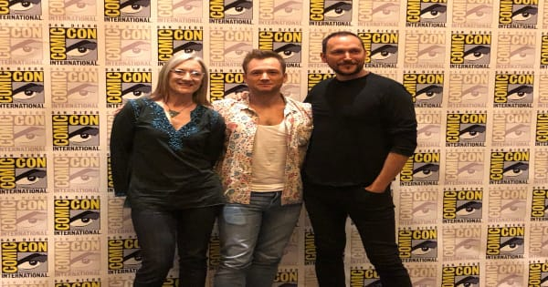 age of resistance, dark crystal, tv show, interview, comic con, taron egerton, Louie Leterrier, lisa henson, netflix, et canada