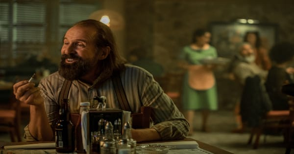 american gods, tv show, drama, fantasy, ian mcshane, season 2, review, starz, lionsgate
