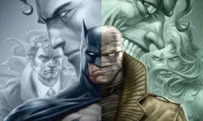 batman hush, animated, adaptation, superhero, blu-ray, review, dc entertainment, warner bros animation, warner bros home entertainment