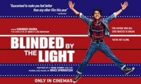 blinded by the light, comedy, drama, adaptation, bruce springsteen, review, warner bros pictures