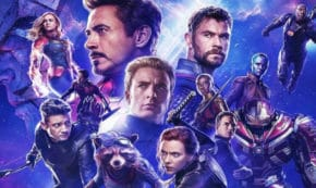 endgame, avengers, sequel, superhero, marvel, blu-ray, review, walt disney pictures