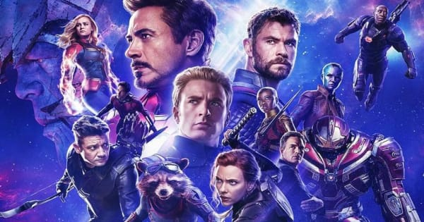 endgame, avengers, sequel, superhero, marvel, blu-ray, review, walt disney pictures