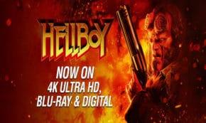 hellboy, reboot, drama, superhero, david harbour, review, lionsgate