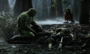 loose ends, swamp thing, tv show, horror, drama, review, dc universe, warner bros television