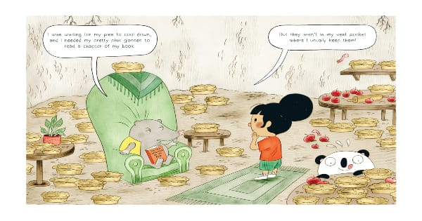 nole mystery, poppy and sam, children's fiction, cathon, net galley, review, owlkids books
