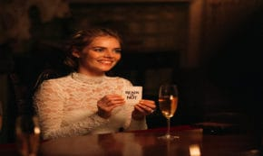 ready or not, black comedy, thriller, samara weaving, adam brody, review, fox searchlight pictures, walt disney pictures