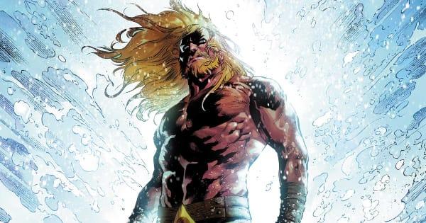 unspoken water, aquaman, comic, graphic novel, kelly deconnick, net galley, review, dc comics, dc entertainment