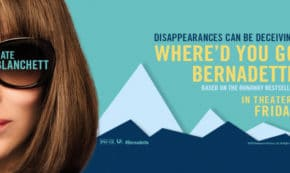 where did you go bernadette, comedy, drama, mystery, adaptation, Cate Blanchett, review, annapurna pictures