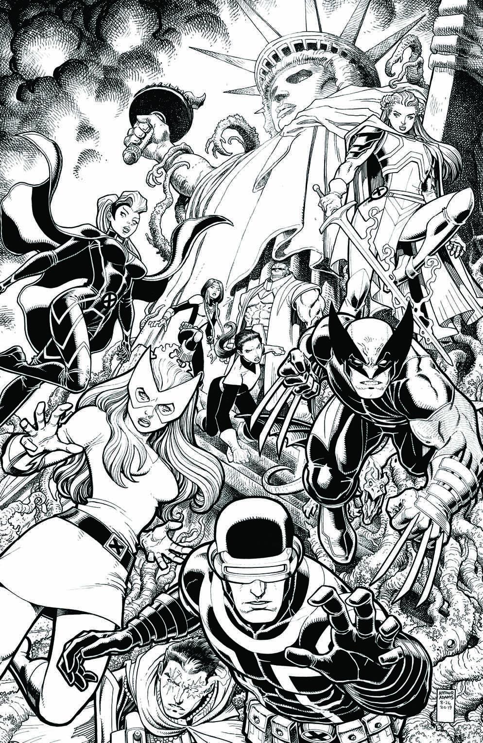 Marvel Entertainment Unveils 2019 New York Comic-Con Panel